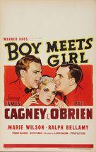 Boy Meets Girl - Movie Poster (xs thumbnail)