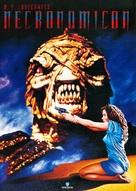 Necronomicon - German Movie Poster (xs thumbnail)