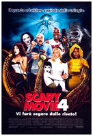 Scary Movie 4 - Italian Movie Poster (xs thumbnail)