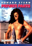 Private Parts - DVD movie cover (xs thumbnail)