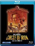 Circle of Iron - Blu-Ray cover (xs thumbnail)