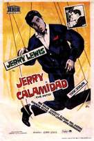 The Patsy - Spanish Movie Poster (xs thumbnail)