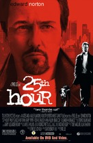 25th Hour - Video release movie poster (xs thumbnail)