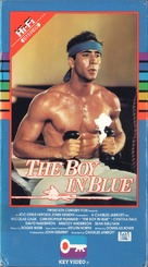 The Boy In Blue - VHS cover (xs thumbnail)