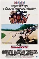 Grand Prix - Movie Poster (xs thumbnail)