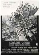 Soylent Green - Spanish Movie Poster (xs thumbnail)
