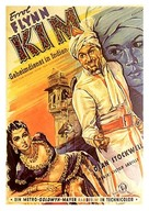 Kim - German Movie Poster (xs thumbnail)