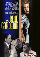 The Blue Gardenia - DVD cover (xs thumbnail)