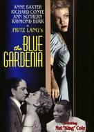 The Blue Gardenia - DVD movie cover (xs thumbnail)