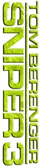 Sniper 3 - Logo (xs thumbnail)