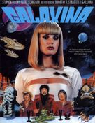 Galaxina - Movie Cover (xs thumbnail)