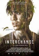 Interchange - Malaysian Movie Poster (xs thumbnail)