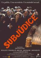 Subjúdice - Spanish Movie Poster (xs thumbnail)