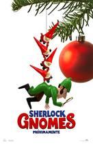 Sherlock Gnomes - Argentinian Movie Poster (xs thumbnail)