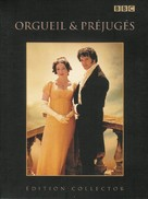 """Pride and Prejudice"" - French DVD movie cover (xs thumbnail)"