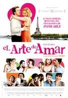L'art d'aimer - Spanish Movie Poster (xs thumbnail)
