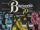 Boccaccio '70 - British Movie Poster (xs thumbnail)