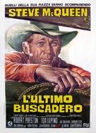 Junior Bonner - Italian Movie Poster (xs thumbnail)