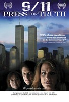 9/11: Press for Truth - Movie Poster (xs thumbnail)