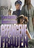 Gefangene Frauen - German DVD cover (xs thumbnail)