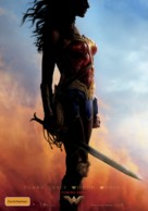 Wonder Woman - Australian Movie Poster (xs thumbnail)