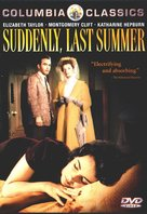 Suddenly, Last Summer - DVD cover (xs thumbnail)