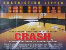 Crash - British Movie Poster (xs thumbnail)