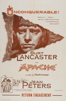 Apache - Movie Poster (xs thumbnail)