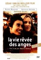 La vie rêvée des anges - French DVD cover (xs thumbnail)