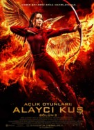 The Hunger Games: Mockingjay - Part 2 - Turkish Movie Poster (xs thumbnail)