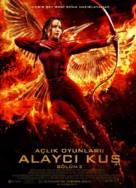 The Hunger Games: Mockingjay - Part 2 - Turkish Movie Poster (xs thumbnail)