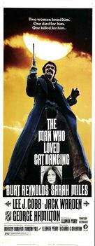 The Man Who Loved Cat Dancing - Movie Poster (xs thumbnail)
