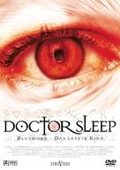Doctor Sleep - German Movie Cover (xs thumbnail)