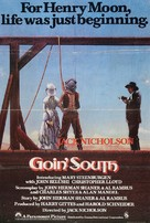 Goin' South - British Movie Poster (xs thumbnail)