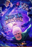 """""""Supermansion"""" - Movie Poster (xs thumbnail)"""
