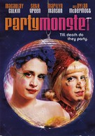 Party Monster - DVD cover (xs thumbnail)