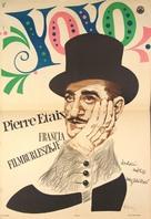 Yoyo - Hungarian Movie Poster (xs thumbnail)