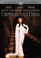 Sunset Blvd. - Brazilian DVD movie cover (xs thumbnail)