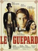 Il gattopardo - French Movie Poster (xs thumbnail)
