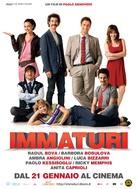 Immaturi - Italian Movie Poster (xs thumbnail)