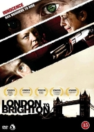 London to Brighton - Danish DVD cover (xs thumbnail)