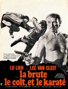 El kárate, el Colt y el impostor - French Movie Poster (xs thumbnail)