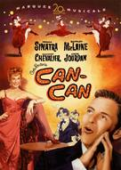 Can-Can - DVD cover (xs thumbnail)