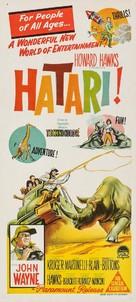Hatari! - Australian Movie Poster (xs thumbnail)