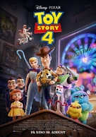 Toy Story 4 - Norwegian Movie Poster (xs thumbnail)