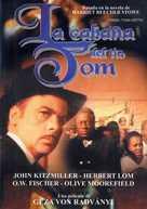 Onkel Toms Hütte - Spanish DVD cover (xs thumbnail)
