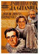 Gitanilla, La - Spanish Movie Poster (xs thumbnail)