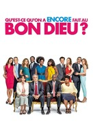 Qu'est-ce qu'on a encore fait au bon Dieu? - French Movie Cover (xs thumbnail)