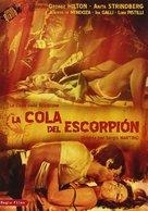 La coda dello scorpione - Spanish DVD cover (xs thumbnail)