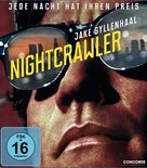 Nightcrawler - German Blu-Ray movie cover (xs thumbnail)